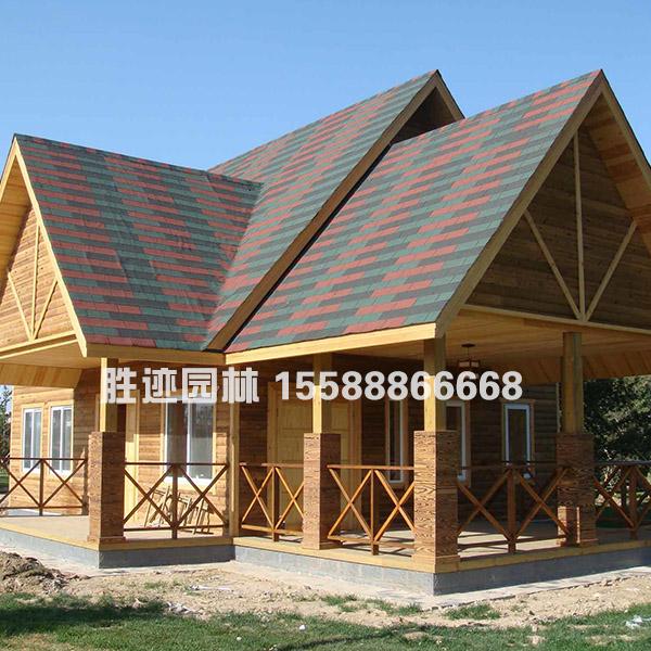 济南防腐木木屋