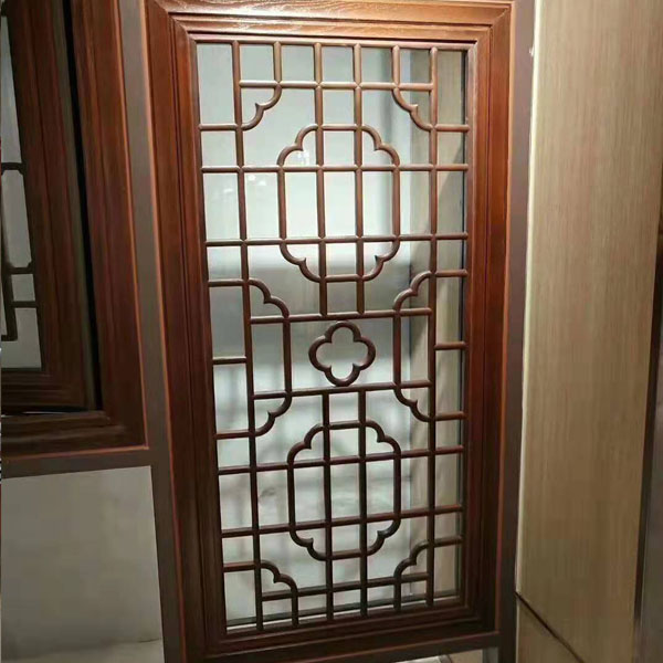 济南防腐木门窗