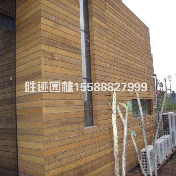 防腐木外墙价格