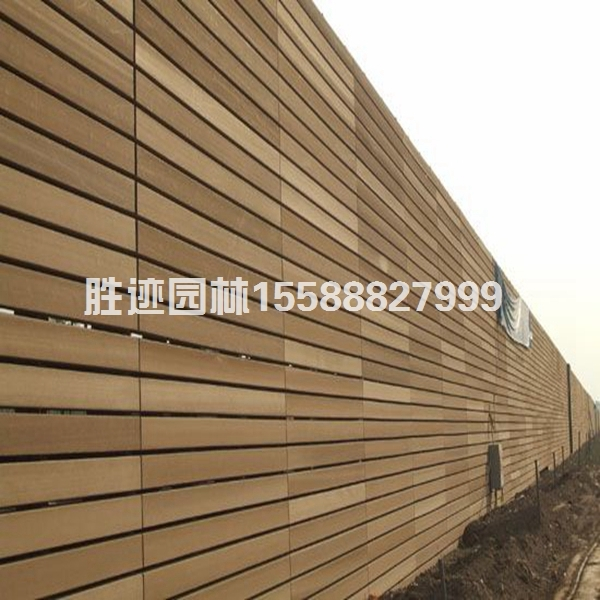 防腐生态木外墙