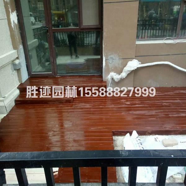 枣庄防腐生态木地板
