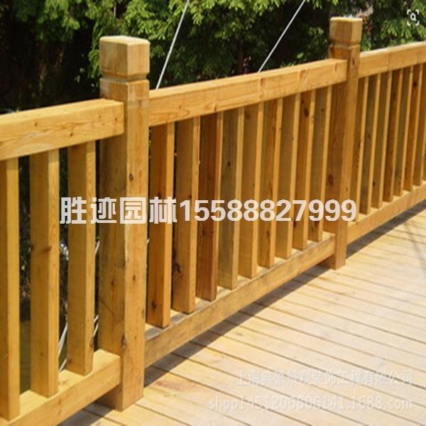 潍坊防腐木栅栏