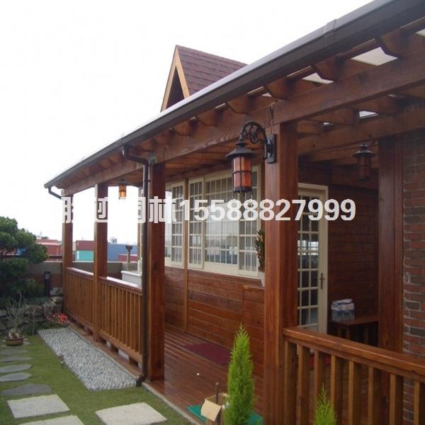泰安防腐木木屋