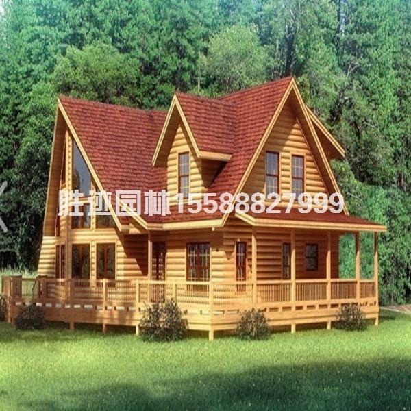 防腐木木屋价格
