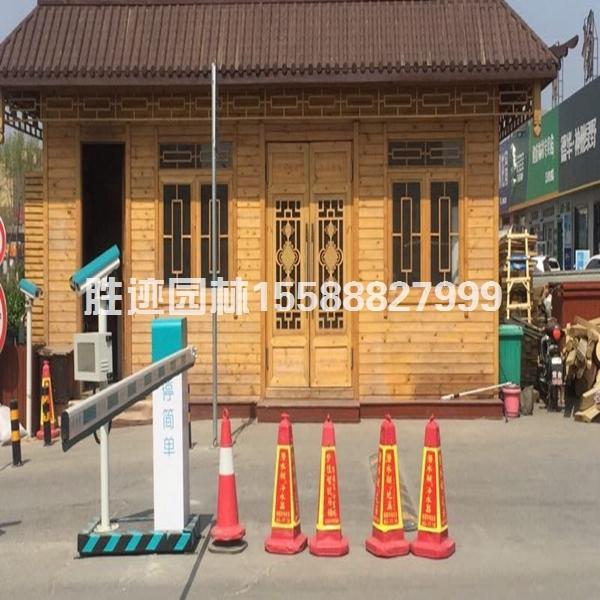山东防腐木木屋