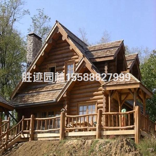 潍坊防腐木木屋