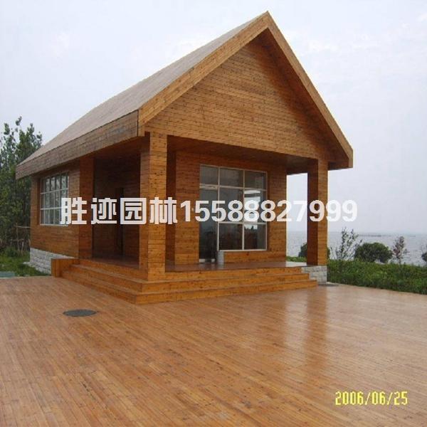 聊城防腐木木屋