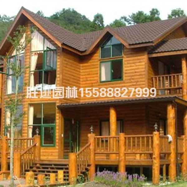 淄博防腐木木屋