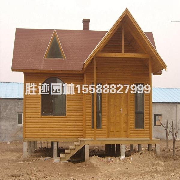 防腐木住宅