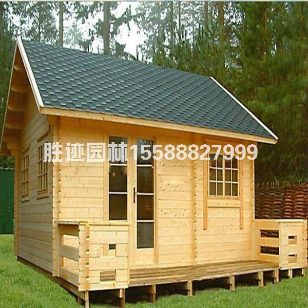 防腐实木木屋