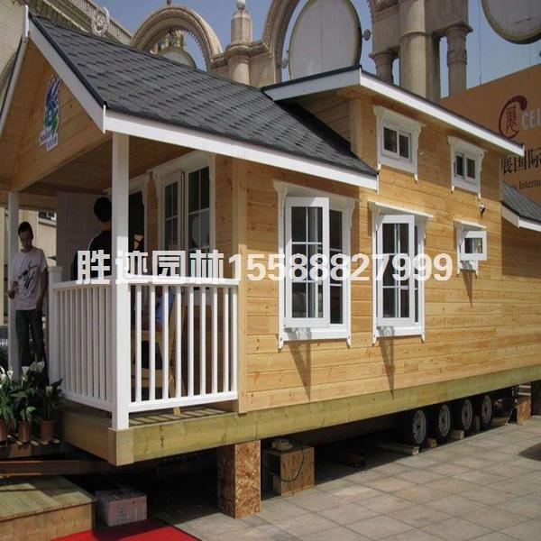 济南防腐实木木屋