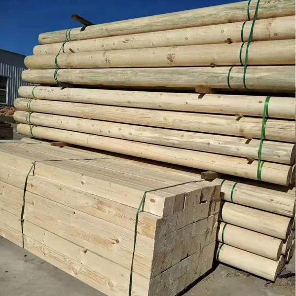 防腐木木材批发