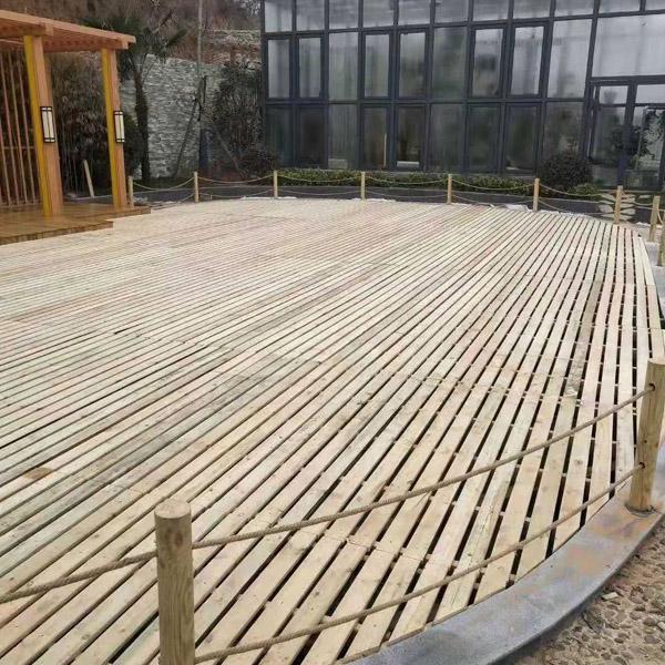 潍坊防腐木地板