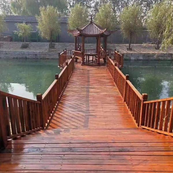 淄博防腐木地板
