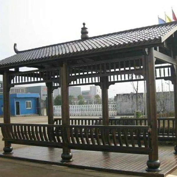 潍坊防腐木长廊