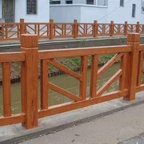 潍坊防腐木围栏