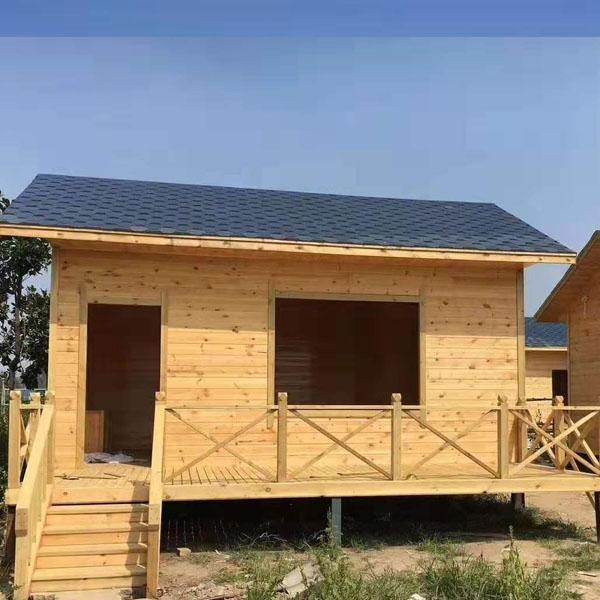防腐木轻型木屋