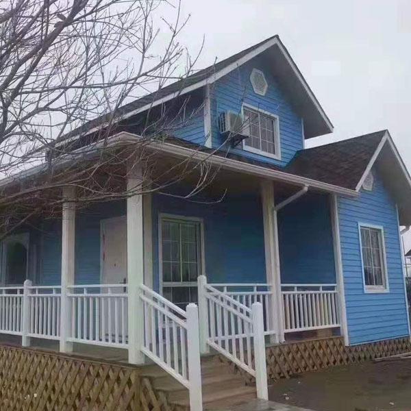 防腐木房屋