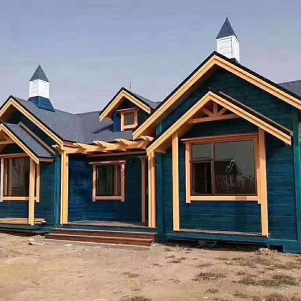 环保防腐木木屋
