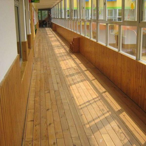 室外防腐木地板