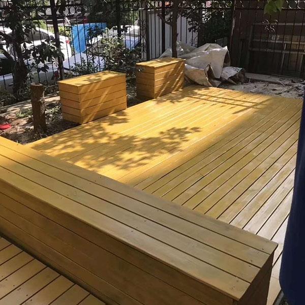 室外木材防腐